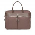 Knomo HANOVER Slim Briefcase 14inch - Fig