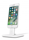 TwelveSouth HiRise 2 stojan na iPhone, iPad mini - stříbrná