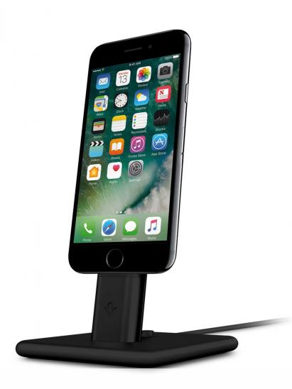 TwelveSouth HiRise 2 Desktop Stand for iPhone; iPad mini - black