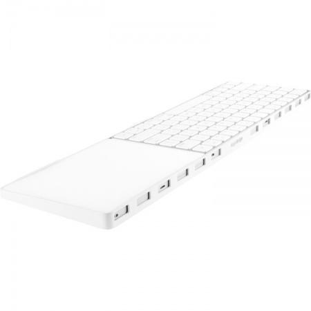 TwelveSouth MagicBridge chassis for wireless Apple keyboard and Magic Trackpad