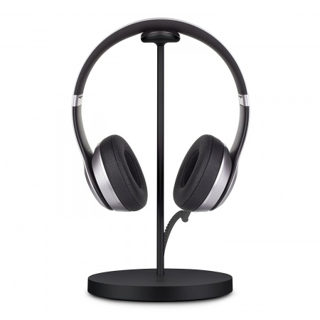 TwelveSouth Fermata Headphone Charging Stand; intl. Version - black