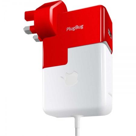 TwelveSouth PlugBug Duo dual USB charger + Macbook global adapter