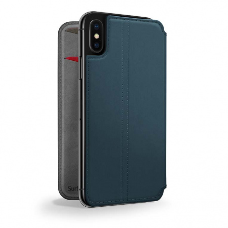 TwelveSouth SurfacePad for iPhone XS Max - teal