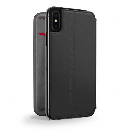 TwelveSouth SurfacePad for iPhone XR - black