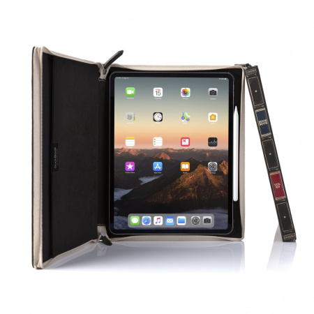 TwelveSouth BookBook 2 for iPad Pro 12.9 (3rd gen) - Brown