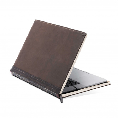 TwelveSouth BookBook Genuine Leather Case for MacBook Pro / Air 13 (USB-C oder Thunderbold-3)