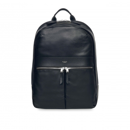 Knomo BEAUCHAMP L Backpack 14-inch Full Grain Leather - BLAZER (Female)