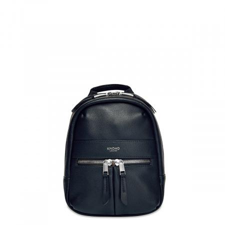 Knomo BEAUCHAMP XXS Backpack / X-Body Full Grain Leather - BLAZER (Female)