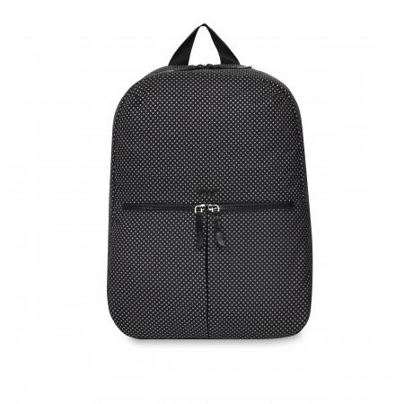 Knomo BERLIN Ultra Lightweight Backpack 15inch - Black Reflective