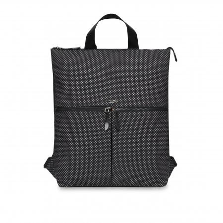 Knomo REYKJAVIK Ultra Lightweight Tote Backpack 15inch - Black Reflective