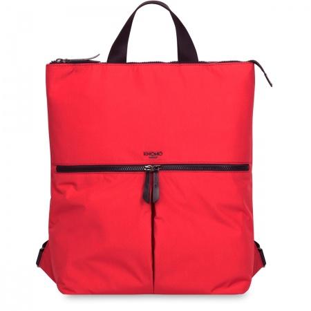Knomo REYKJAVIK Ultra Lightweight Tote Backpack 15inch - Poppy Red