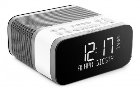 Pure Siesta S6 Bedside DAB+ radio with Bluetooth - Polar