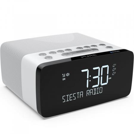 Pure Siesta Charge DAB+ radio with Bluetooth - Polar