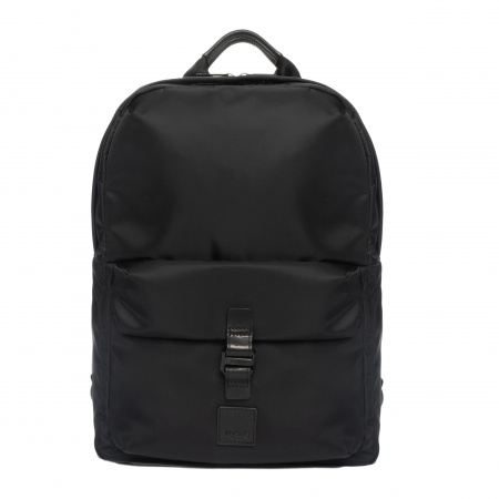 Knomo CHRISTOWE Backpack 15-inch Nylon w Semi Veg Trim - BLACK (Male)