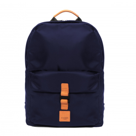Knomo CHRISTOWE Backpack 15-inch Nylon w Semi Veg Trim - DARK NAVY (Male)