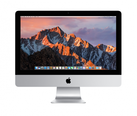 "iMac 21.5"" DC i5 2.3GHz/8GB/1TB/Intel Iris Plus Graphics 640/CRO KB"