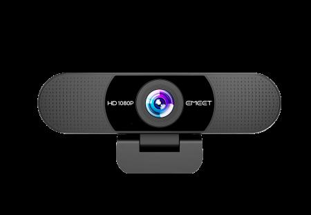eMeet C960 HD Webcam - Black