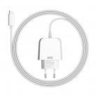 Artwizz PowerPlug with USB-C cable (2m) - White
