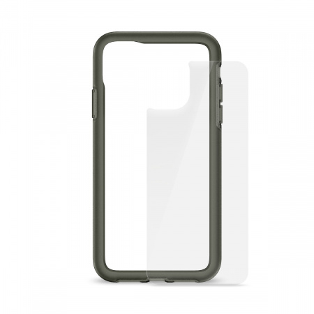 Artwizz Bumper + SecondBack for iPhone 11 - black