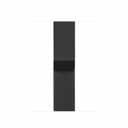 Apple Watch 40mm Band: Space Black Milanese Loop (DEMO)