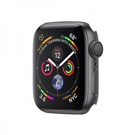 Apple Watch Series 4 GPS, 40mm Space Grey Aluminium Case Only (DEMO)