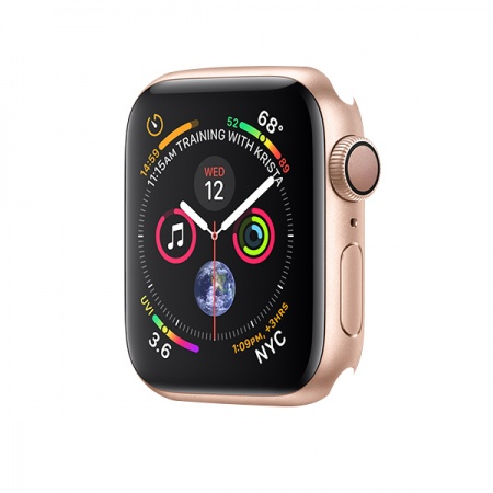 Apple Watch Series 4 GPS, 40mm Gold Aluminium Case Only (DEMO)