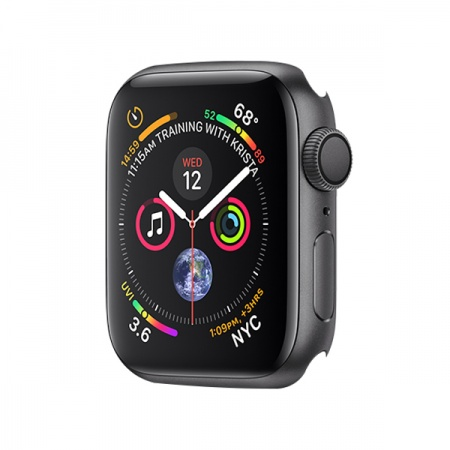 Apple Watch Series 4 GPS, 44mm Space Grey Aluminium Case Only (DEMO)