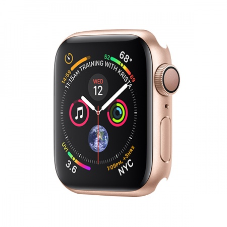 Apple Watch Series 4 GPS, 44mm Gold Aluminium Case Only (DEMO)