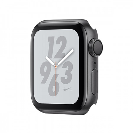 Apple Watch Nike+ Series 4 GPS, 44mm Space Grey Aluminium Case Only (DEMO)