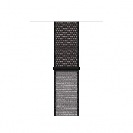 Apple Watch 40mm Band:  Anchor Gray Sport Loop (DEMO)