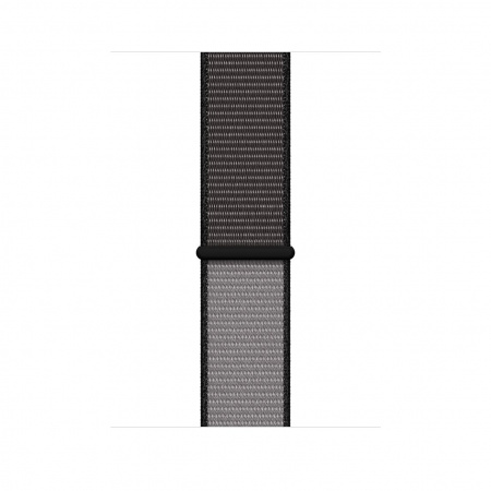 Apple Watch 44mm Band:  Anchor Gray Sport Loop - Regular (DEMO)