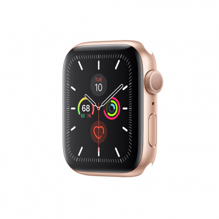Apple Watch Series 5 GPS, 40mm Gold Aluminium Case - Case Only (DEMO)