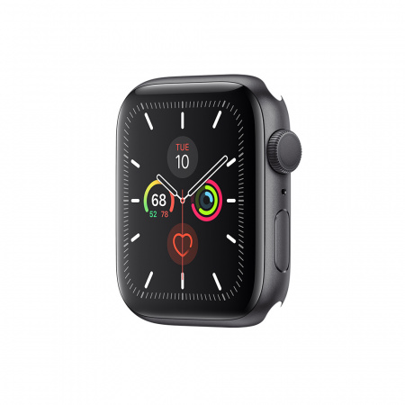Apple Watch Series 5 GPS, 40mm Space Grey Aluminium Case Only (DEMO)