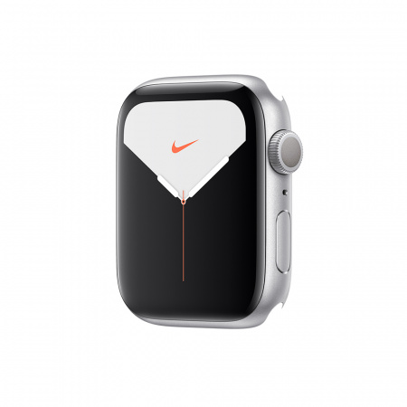 Apple Watch Nike Series 5 GPS, 40mm Silver Aluminium Case Only (DEMO)