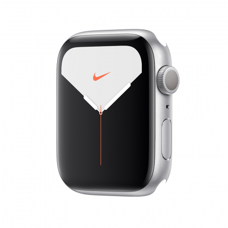 Apple Watch Nike Series 5 GPS, 44mm Silver Aluminium Case Only (DEMO)