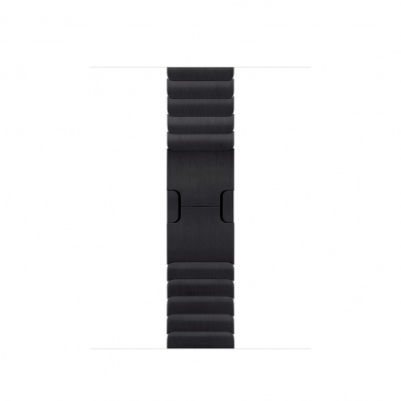 Apple Watch 38mm Band: Space Black Link Bracelet (DEMO)