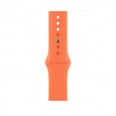 Apple Watch 44mm Band: Kumquat Sport Band - Regular (DEMO) (Seasonal Nov2020)