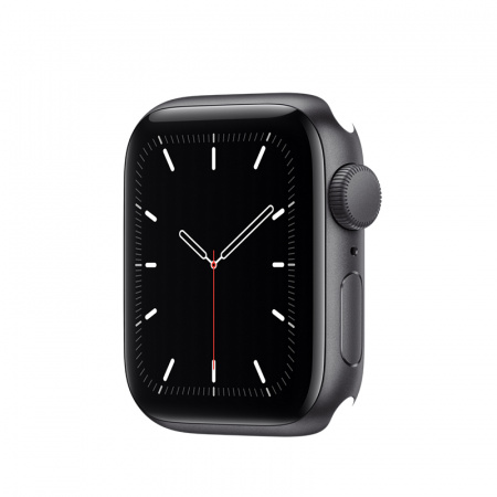 Apple Watch SE GPS, 40mm Space Gray Aluminium Case Only (DEMO)