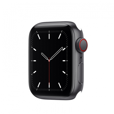 Apple Watch SE GPS + Cellular, 40mm Space Gray Aluminium Case Only (DEMO)