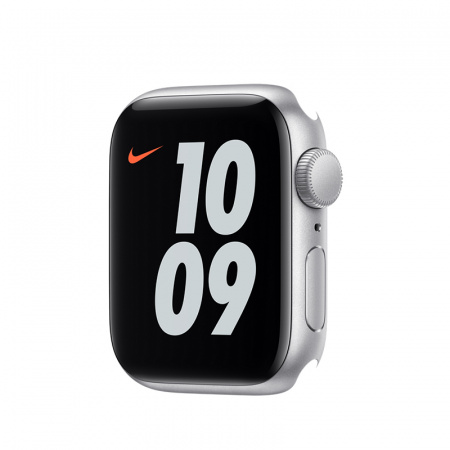 Apple Watch Nike SE GPS, 40mm Silver Aluminium Case Only (DEMO)
