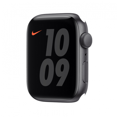Apple Watch Nike SE GPS, 44mm Space Gray Aluminium Case Only (DEMO)