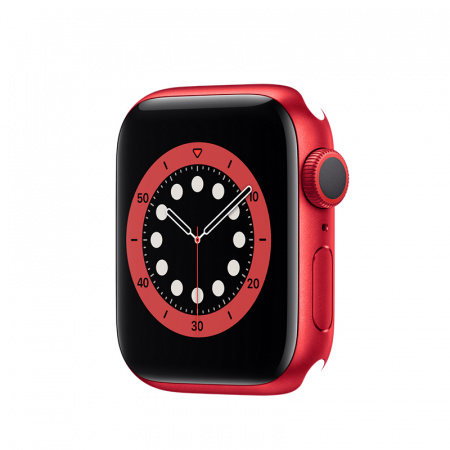 Apple Watch S6 GPS, 40mm PRODUCT(RED) Aluminium Case Only (DEMO)