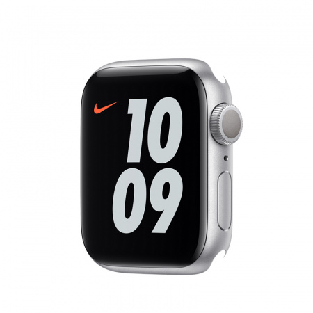 Apple Watch Nike S6 GPS, 40mm Silver Aluminium Case Only (DEMO)