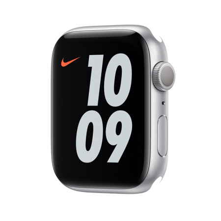 Apple Watch Nike S6 GPS, 44mm Silver Aluminium Case Only (DEMO)