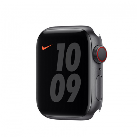 Apple Watch Nike S6 GPS + Cellular, 40mm Space Grey Aluminium Case Only (DEMO)
