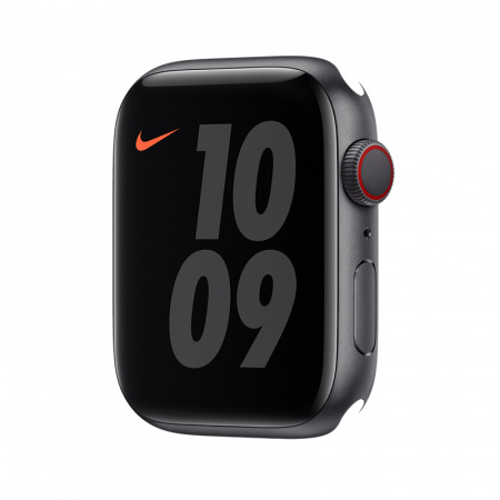 Apple Watch Nike S6 GPS + Cellular, 44mm Space Grey Aluminium Case Only (DEMO)