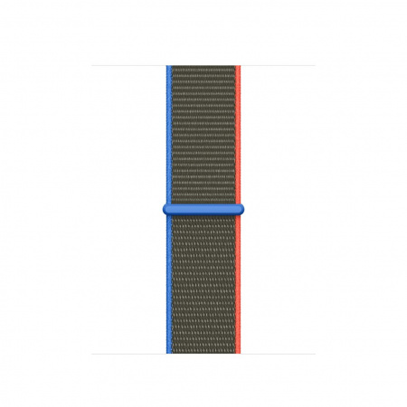 Apple Watch 40mm Band: Olive Sport Loop (DEMO) (Seasonal Spring2021)
