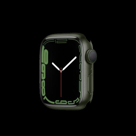 Apple Watch S7 GPS, 41mm Green Aluminium Case Only (DEMO)