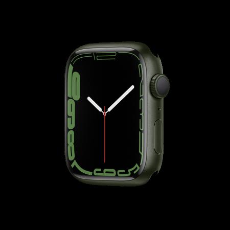Apple Watch S7 GPS, 45mm Green Aluminium Case Only (DEMO)