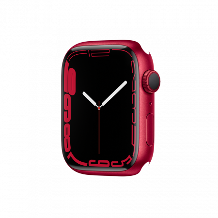 Apple Watch S7 GPS, 45mm (PRODUCT)RED Aluminium Case Only (DEMO)